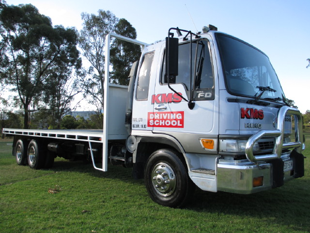 Truck Training Brisbane